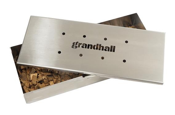 Grandhall Smokerbox RVS