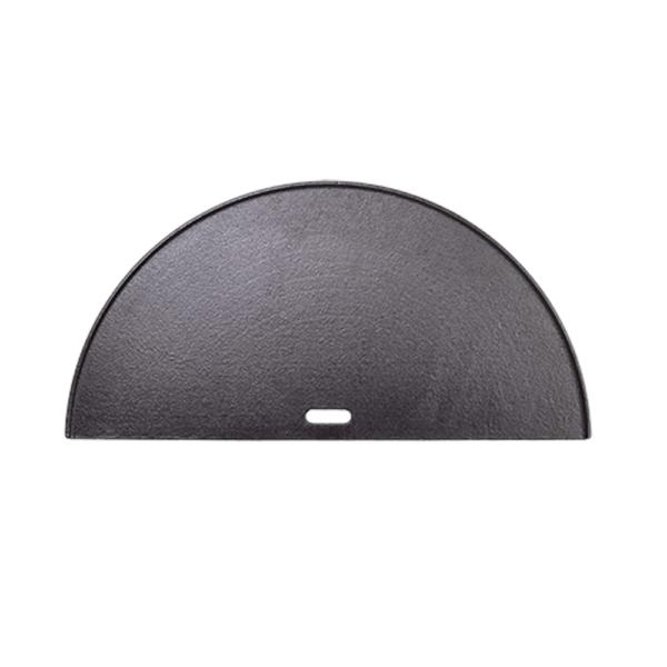 Halfmoon Cast Iron Hotplate voor Patton Kamado 21 inch