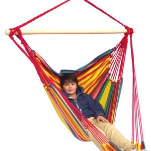 Hangstoel 1 Persoons Tropical Sunny Lounge - 123 Hammock