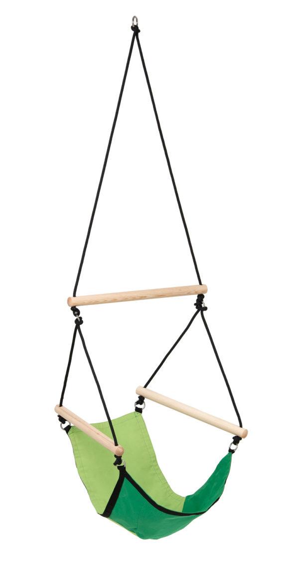 Kinderhangstoel Swinger Green - Amazonas