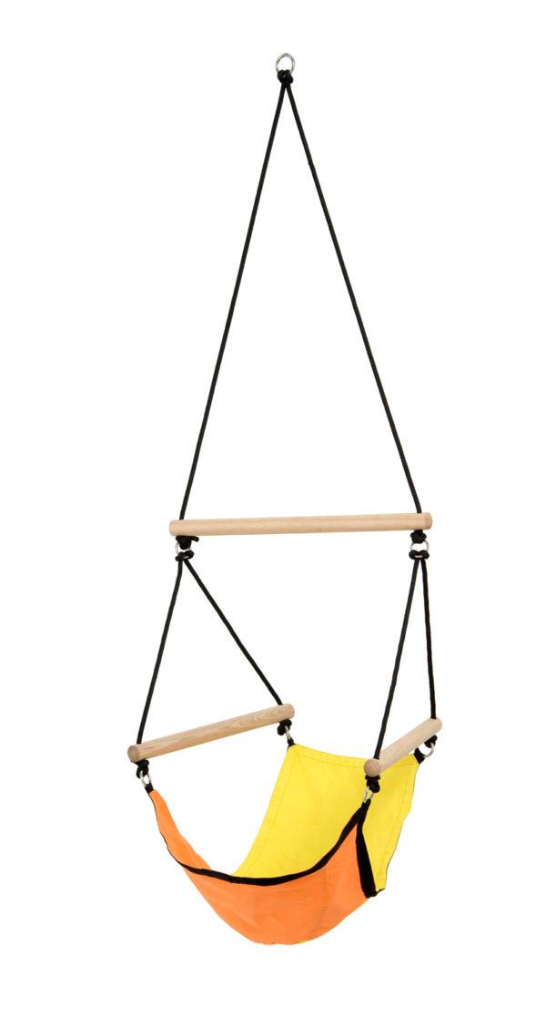 Kinderhangstoel Swinger Yellow - Amazonas