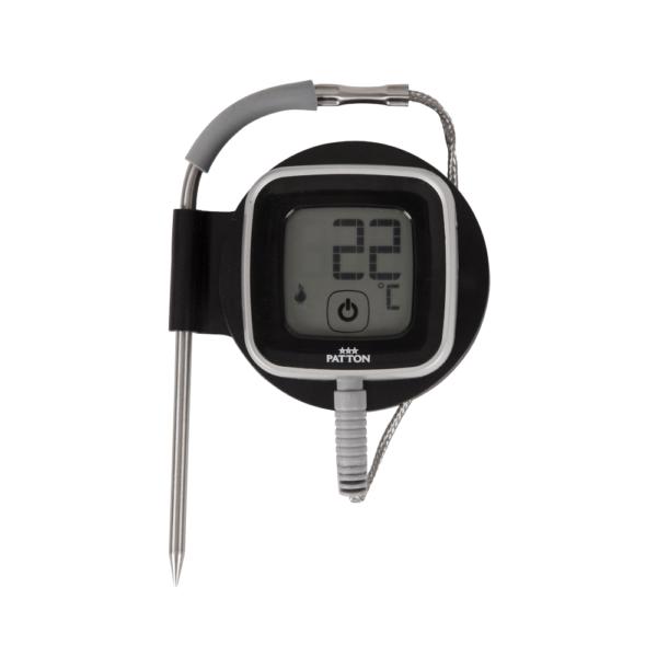 Patton Emax Bluetooth Smart thermometer incl. 1 RVS probe