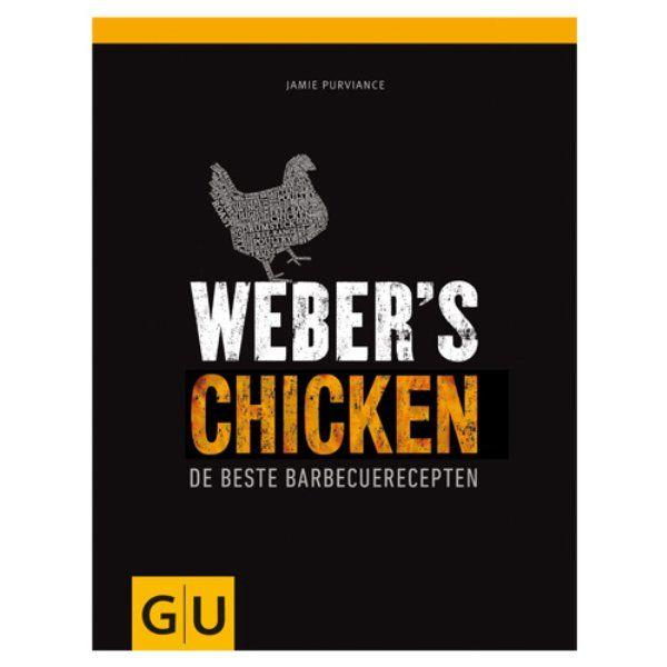 Weber Chicken Kookboek