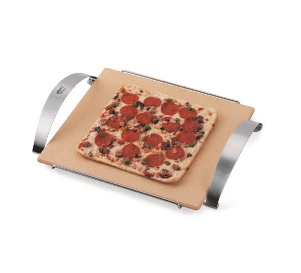 Weber Style Pizzasteen