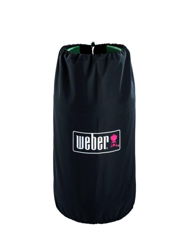 Weber gasfleshouder