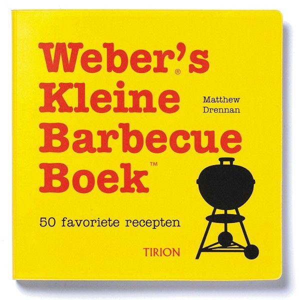 Weber's Kleine BBQ Boek